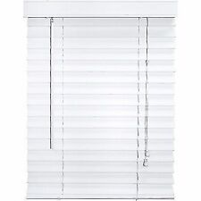 better homes and gardens 2 inches faux wood blinds white window home decor 23x48