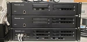 Panasonic KX-NS700 / NS720 IP PBX Hybrid DLC16, DLC8, LCOT6, PRI23, MCSLC16, DPH