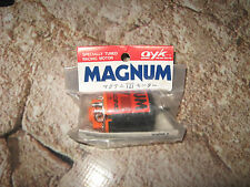 Vintage RC Rare AYK Modified Motor Magnum 727