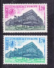 ¤¤ Yvert service  58/59 - Conseil de l'Europe 1978 - Neuf**  ¤¤