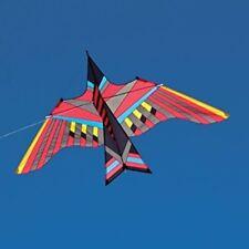 """Delta Kite Cloud Bird George Peters Huge 116"""" +Reel/Line +RipStop +Carbon Spars"""
