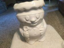 Vintage McCoy Pillsbury Dough-boy Bobby The Baker Ceramic Cookie Jar  # 183