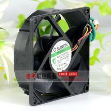 SUNON KDE1209PTV1 Maglev Cooling fan DC12V 2.2W 90X90X25mm 3wire