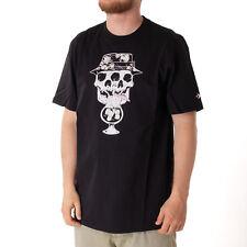 Converse Palm Estampado Camiseta Calavera Camisa Para Hombres 34327
