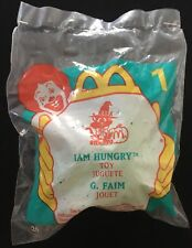 McDONALD'S HAPPY MEAL TOY - IAM HUNGRY - (HALLOWEEN) TOY - #1