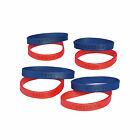 Patriotic Sayings Rubber Bracelets - Jewelry - 24 Pieces