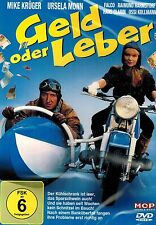 DVD NEU/OVP - Geld oder Leber - Mike Krüger, Ursela Monn & Falco