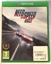 NEED FOR SPEED RIVALS Neuf sous blister Jeu XBOX ONE