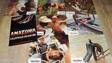 AMAZONIA ! Ruggero Deodato  photos cinema lobby cards fantastique