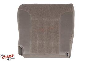 1994-1996 Dodge Ram 1500 2500 3500 SLT -Driver Side Bottom Cloth Seat Cover Tan