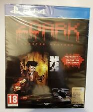 JEU PS4 2DARK LIMITED EDITION PLAYSTATION 4 PAL Blister New Sealed