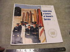 Womens Memorial 2000 Special Edition Calendar , Historic Collections of Portrait