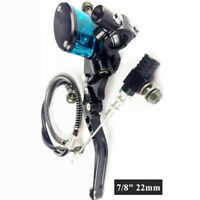 22mm Motorcycle Hydraulic Clutch Lever Master Cylinder Knitting oil hose Kit