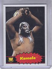 2012 Topps Heritage WWE #87 Kamala