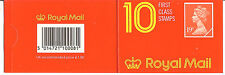 GREAT BRITAIN  MNH    Complete Booklet  pane of ten 19p     (R3819)