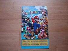 mario party 7 Gamecube VIP points card
