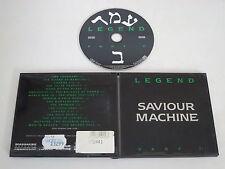 SAVIOUR MACHINE/LEGEND PART II(MASSACRE MAS CD0156) CD ALBUM