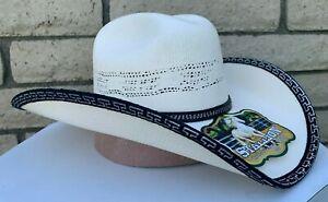 MEN'S WESTERN COWBOY RODEO HAT. RANCH STYLE COWBOY RIDING HAT. SOMBRERO VAQUERO