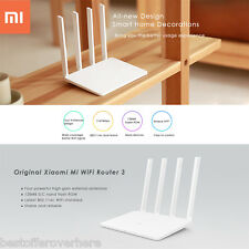 Original Xiaomi Mi WiFi Router 3 1167Mbps Dual Band 128MB ROM with 4 Antennas