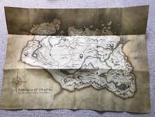 Skyrim Paper Canvas Style Map