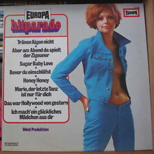 UDO REICHEL ORCHESTER HITPARADE 11 SEXY COVER GERMAN PRESS LP