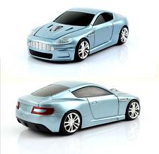 NEW SEALED Aston Martin 2000DPI USB 3.0 2.4GHz Wireless Car Optical Mouse Mice