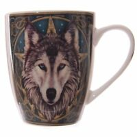 Lisa Parker Wolf Head Mug - Boxed Mug