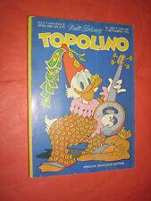 WALT DISNEY- TOPOLINO libretto- n° 1032 a - originale mondadori -anni 60/70