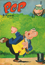 PEP 1969 nr. 24 - OLIVIER BLUNDER / GERT BALS /JAN VAN BEVEREN / PIET SCHRIJVERS