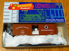 Roundhouse HO #1054 (Rd #15826) Northern Pacific / 40' Steel Boxcar Reefer Kit