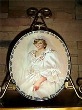 Diana Queen of Our Hearts The People's Princess Bradford Exchange 1997 Plate