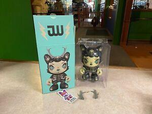 """SUPERPLASTIC FAUNA SUPERJANKY Janky JW 8"""" JULIE WEST  Designer Art Vinyl Toy"""