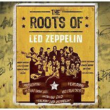 THE ROOTS OF LED ZEPPELIN  3 CD+DVD BOXSET  NEU