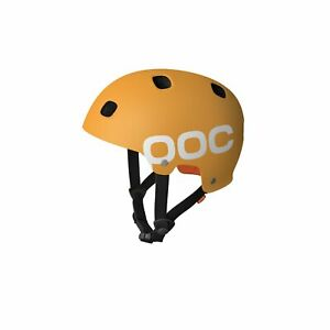 Stylisher POC Fahrradhelm RECEPTOR FLOW orange GR. M/L bicycle helmet FREERIDE
