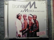 CD Boney M. / America The Party Album