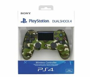 PS4 Controller V2 Wireless Original White Red Blue Camouflage Black Gold Berry