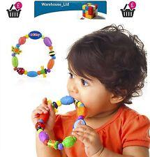 Nuby BugaLoop Teether//Teething Ring Baby//Toddler 4M+