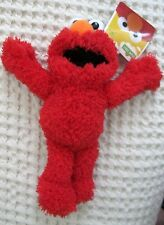 """Sesame Street  7"""" Red Plush Elmo-New with tags! 7"""" Red Plush Elmo- Plush Elmo"""
