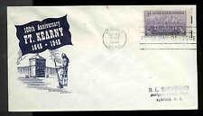 U.S. FDC #970 Hamilton Cachet Minden, NE Ft. Kearny
