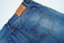 LOTUS FAMOUS Damen Jeans Hose 31/34 W31 L34 eddie carrot beria wash used TOP #13