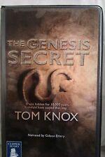 The Genesis Secret by Tom Knox: Unabridged Cassette Audiobook (FF3)