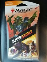 Magic: The Gathering - Jumpstart Booster Pack - Sealed!!  English- MTG  NEW!! 🔥