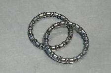 HATTA / TANGE 1 inch Head Set Ball Bearing Retainers Originals NOS! BX47a R1