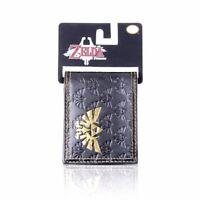 Legend of Zelda Wallet Embossed Printed Bi-fold Men's Wallet zelda pu wallet