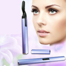 Pen Electric Heated Eye Lashes Enhancer Perm Long Lasting Eyelash Curler Tools