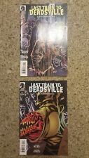 Last Train to Deadsville #1 #2 LOT A Cal McDonald Mystery #1 2004 NM