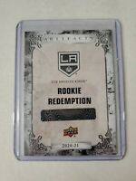 2020-21 UD Upper Deck Artifacts LA KINGS RC Rookie Redemption #194 BAYFIELD?