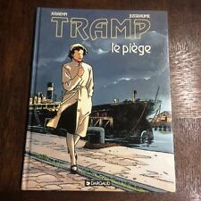 TRAMP TOME 1 LE PIEGE EO - JUSSEAUME KRAEHN