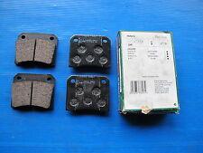 Plaquettes de freins AV/AR Ferodo gamme Target pour: 404-8, 1500, Type 420, XJ6,