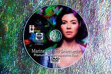 Marina and The Diamonds Promotional Retrospective DVD 35 Music Videos 2008-2015